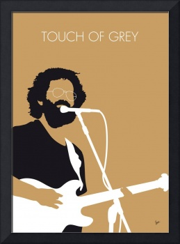 No140 MY Grateful Dead Minimal Music poster