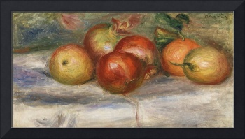 Apples, Oranges, Lemons by Renoir