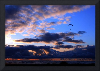 Parasail at Sundown