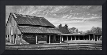 Barn and Stables