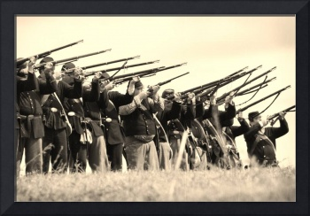 Photo 3 Civil War Re-enactment Hermann Missouri