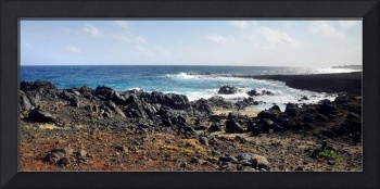 Aruba North Shore Pano