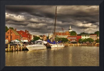 Annapolis Maryland Dock