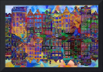 Amsterdam Abstract