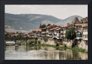 Traditional Ottoman Houses in Amasya