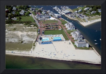Wychmere Harbor Beach and Tennis Club Aerial #5