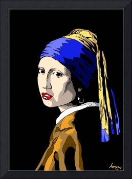 Classics Revisited - Girl With Pearl Earring
