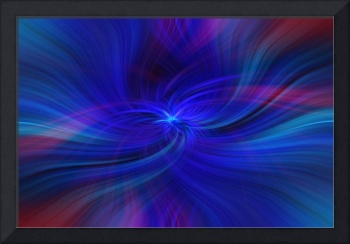 Colorful Abstract. Concept Peace of Mind