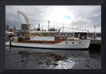 Wooden Boat Show 3016