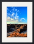 Borrego Badlands by Mark Cullen
