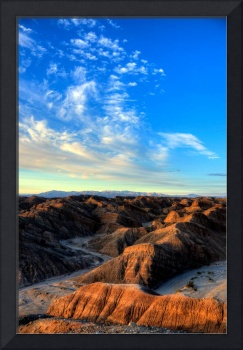 Borrego Badlands
