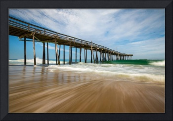 Outer Banks Nc Beach Seascape Obx North Carolina