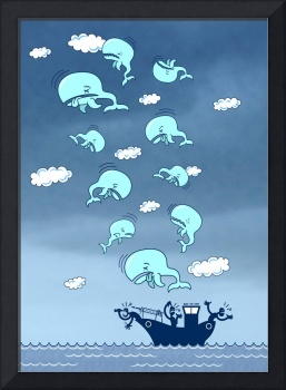 Where Have the Whales Gone?