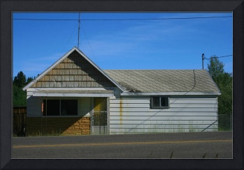 Low House in Ledville, Colorado