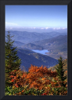 Blue Ridge Mountains I