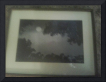 Thunder By Moonlight original 1978 hand-signed wit