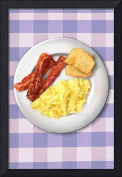 Swanson's Breakfast Poster Of Champions