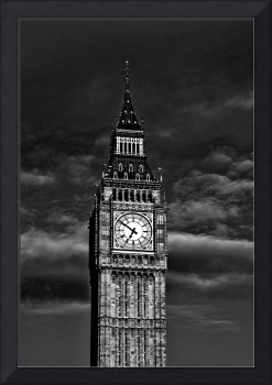 Big Ben in London UK