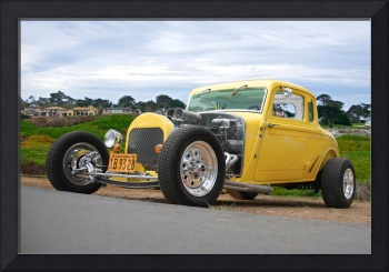 1934 Plymouth Five-Window Coupe 2