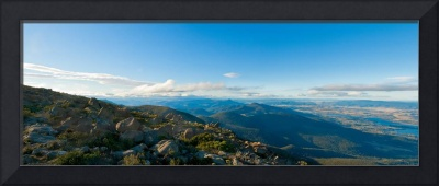 Hobart Tasmania Mount Wellington