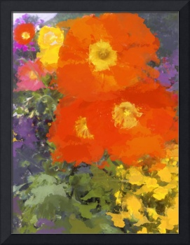 ORL-2844-1 I love poppies I
