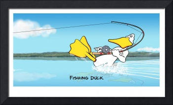 The Fishing Duck