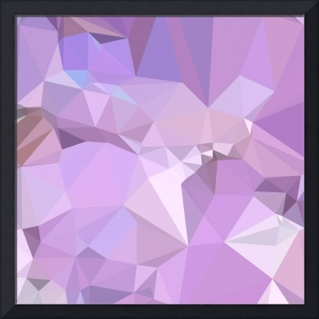 Electric Lavender Abstract Low Polygon Background