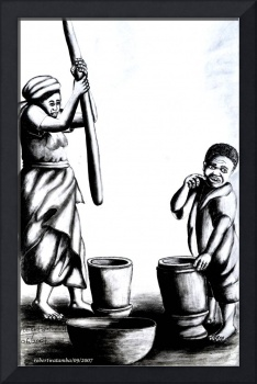 african-mum-with-a-kid-preparing-a-meal.gif