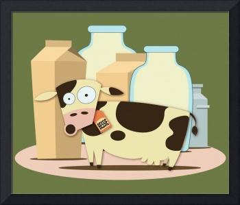 Cow Milk blues