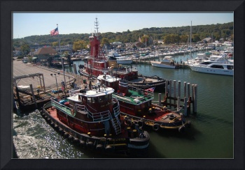 Tug Force at Port Jeff
