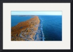 Nauset Beach at Orleans, Cape Cod by Christopher Seufert