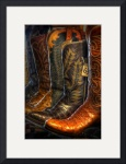 Boots in the Wild West Store (4) by Dave Wilson