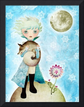 Wintry Little Prince