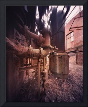 The Old Boiler