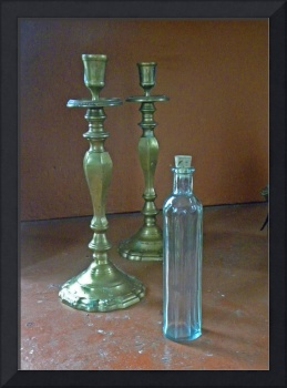 Candlesticks & Glass v1