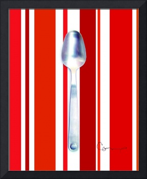 Stripey Spoon