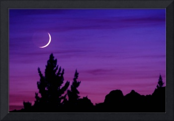 Soft Sedona Moon