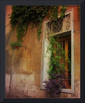 italian window dressing
