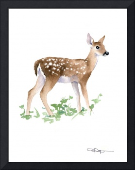 Fawn Standing