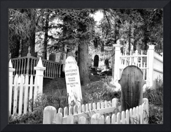 Barkerville Cemetary