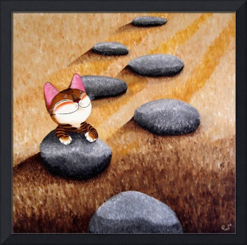 cat-art-by-catmaSutra - The Pilgrimage