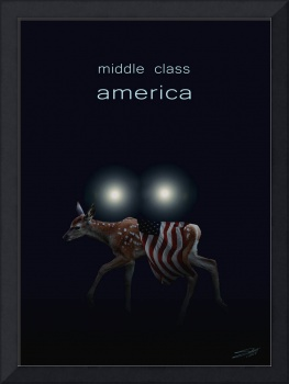 Middle Class America Poster