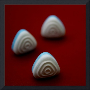 SMINTS IN COLOR, STILL LIFE PHOTOGRAPH BY NAWFAL J