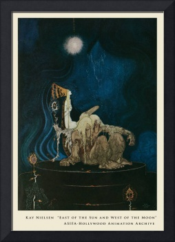 The Troll Began Snoring by Kay Nielsen