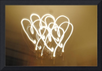 six hearts for a light