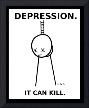 Depression. It Can Kill.