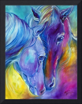 LOVING SPIRITS Color My World with Horses
