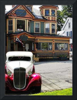 Alice's Restaurant, in Chester, Vermont.
