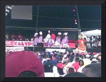 STEEL BAND AT TRINIDAD CARNIVAL