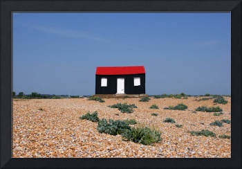 A Shed near to Rye Harbour